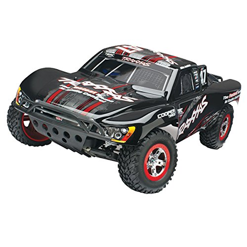 Traxxas - 2042106 - Voiture Radiocommandé - Slash - Short-track-racer - Ready To Race - Monster Truck