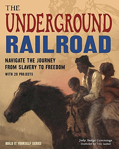 Epub Descargar The Underground Railroad: Navigate the Journey from Slavery to Freedom with 25 Projects (Build It Yourself)
