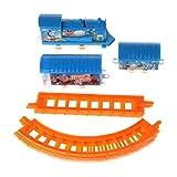 Xurgm New Electric Train Spielzeug Elektrische Eisenbahn Racing Toy Boy Toy Track Kind Baby Spielzeug Geschenk