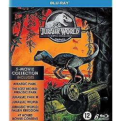 Jurassic World Collection - Coffret 5 Films [Blu Ray] [Blu-ray]