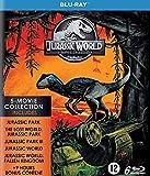 DVD - Jurassic park 1-5 (6 DVD)