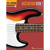 Hal Leonard Bass Method Book 2 (Second Edition) + CD
