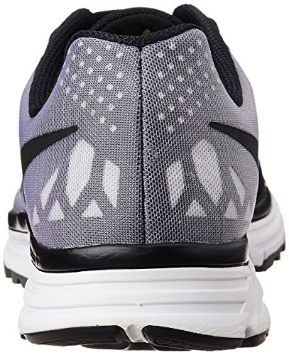 Nike Zoom Vomero 9, Scarpe sportive, Uomo Black/Black-White-Rflct Silver