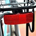 OUTERDO Bicycle Bike Safety Rear Pann...
