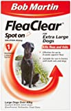 Bob Martin Flea Clear Fipronil Spot on 1 Tube for Extra Large Dog