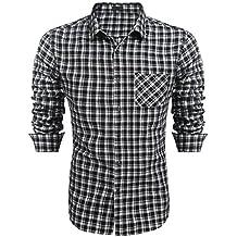 promo code 4adf4 03e87 Suchergebnis auf Amazon.de für: Hemd, schwarz,weiß kariert ...