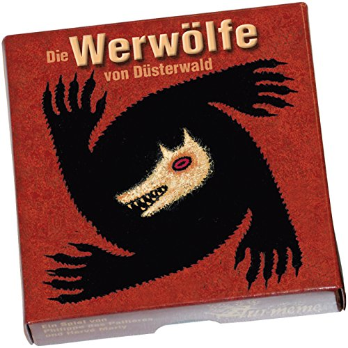Asmodee - Lui meme 200001 - Die Werwölfe von Düsterwald