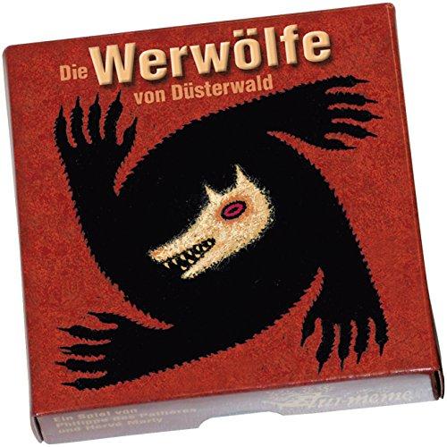 00001 - Die Werwölfe von Düsterwald ()