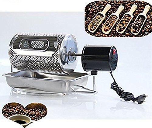 Haushalt Edelstahl Coffee Roaster Home Kaffeebohnen Röstmaschine 220V Elektrische Röstmaschine Für Getrocknete Früchte