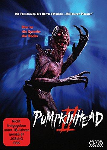 Pumpkinhead 2 (Uncut) (Wendecover)