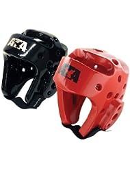 Macho Dyna ATA casco protector negro, negro, XXL