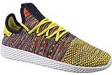 adidas Schuhe – PW Tennis Hu Gelb/Mehrfarbig/weiß Größe: 40