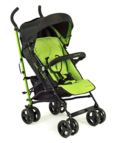 CHIC 4 Baby 304 70 Buggy leni-, Verde