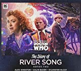 DOCTOR WHO DIARY OF RIVER AUDIO CD SET #2