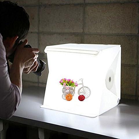 Mini tente pliable et portable pour éclairage de studio de