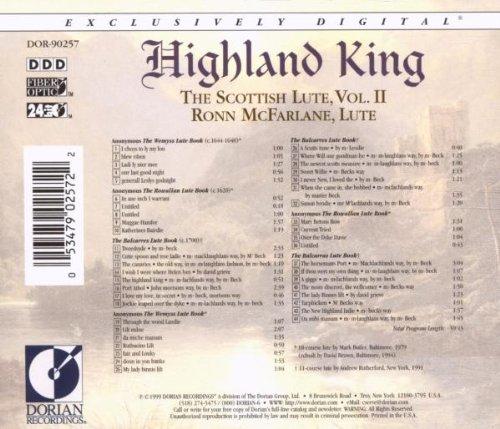 Image of Highland King