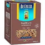 De Cecco Fusilli Integrale, No.34 - 500 gr