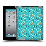 Head Case Designs Ufficiale Rose Khan Cavallo Sud Ovest Modelli Cover Retro Rigida per iPad 2 (2011)