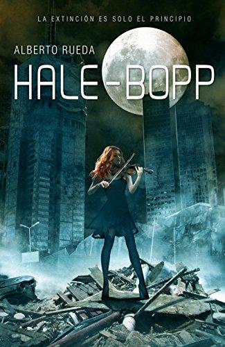 Portada del libro Hale-Bopp de Alberto Rueda
