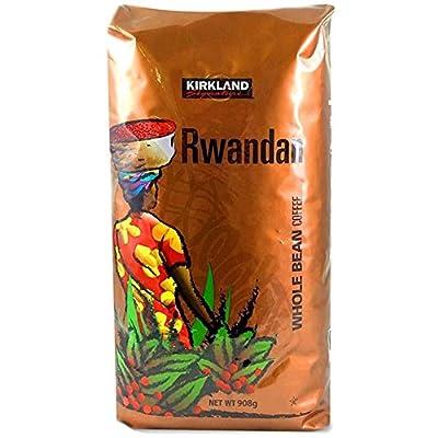 Kirkland Signature Whole Coffee Bean - Espresso Blend - House Blend - Rwandan - Colombian Supremo - Dark Medium Roast from Kirkland Signature
