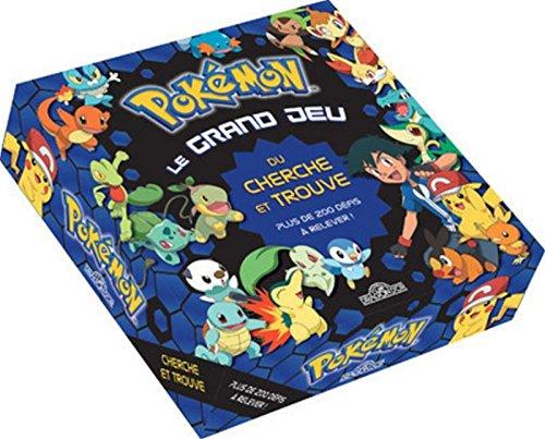 Pokémon - Le grand jeu du cherche-et-trouve par The Pokémon Company