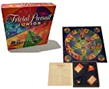 Trivial Pursuit Junior Game (5th Edition) by Hasbro