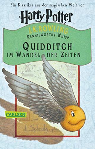 Quidditch im Wandel der Zeiten - Sprachen Hexerei Von