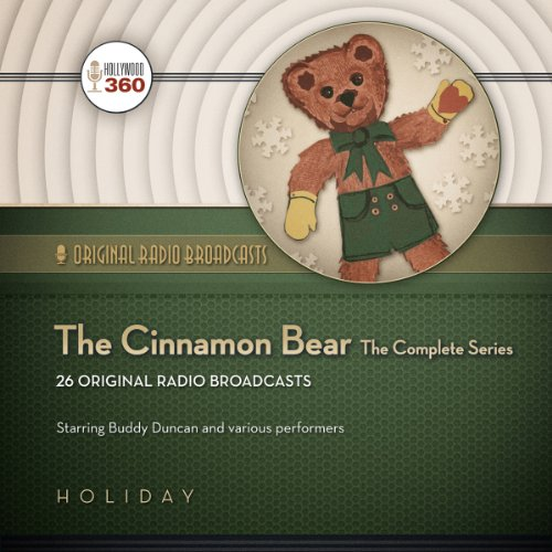 The Cinnamon Bear  Audiolibri