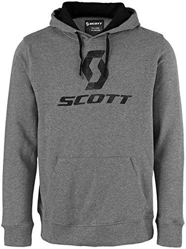 Scott Hoody 10 Icon Schwarz Grau
