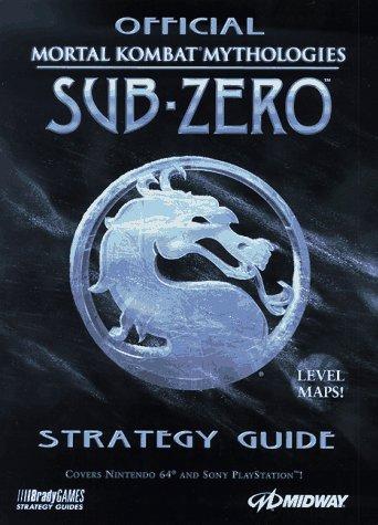 Official Mortal Kombat Mythologies