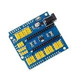 Nano V3.0 Adapter Prototype Shield Mehrzweck-Expansion Board Home Hand DIY Zubehör -