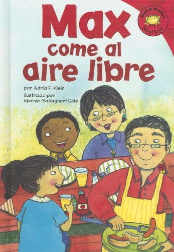 Max Come al Aire Libre (Read-It! Readers En Espanol)
