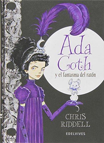 Ada Goth y el fantasma del ratón