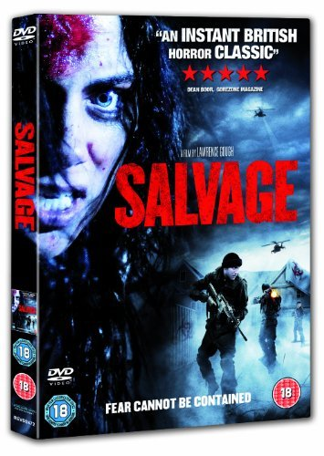 Salvage [DVD] by Shahid Ahmed