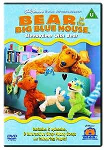 Bear In The Big Blue House: Sleepytime With Bear [DVD]