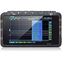 SainSmart DSO203 Nano ARM Oscilloscopio Digitale Portatile, 4 Canali, 72MHz di Banda