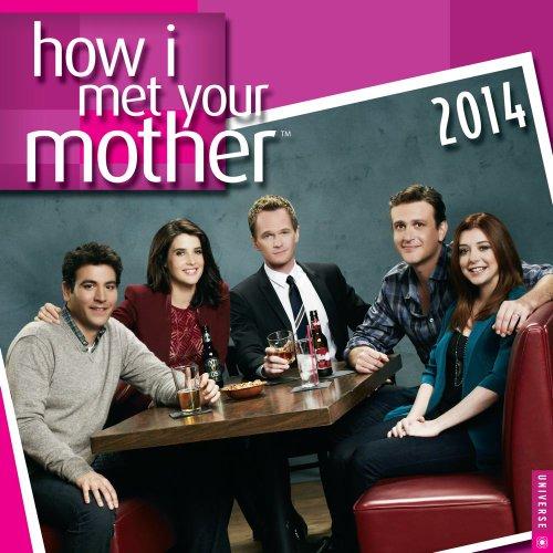 How I Met Your Mother 2014 Wall Calendar par 20th Century Fox