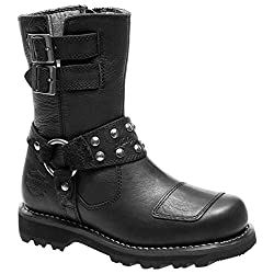 harley davidson womens marmora leather boots - 51XD2kyPFyL - Harley Davidson Womens Marmora Leather Boots