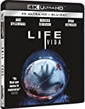 Life (LIFE (VIDA) - 4K UHD + BLU RAY -, Spain Import, see details for languages)