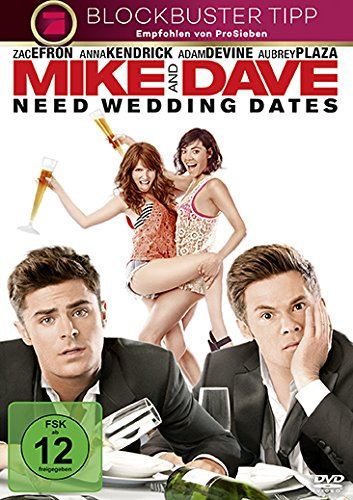Bild von Mike and Dave Need Wedding Dates