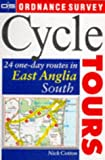 Os Cycle Tours East Anglia-South: 24 One-day Routes in East Anglia (Ordnance Survey Cycle Tours)