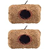 Bristo Coco Fiber Bird Nest (Small, Pack of 2)