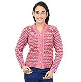 #9: Pilot's Full Sleeve Women's High Quality Woolen Cardigan