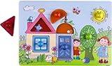 Haba 7391 - Greifpuzzle Im Garten