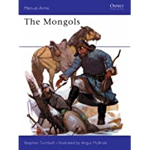 The Mongols (Men-at-Arms)