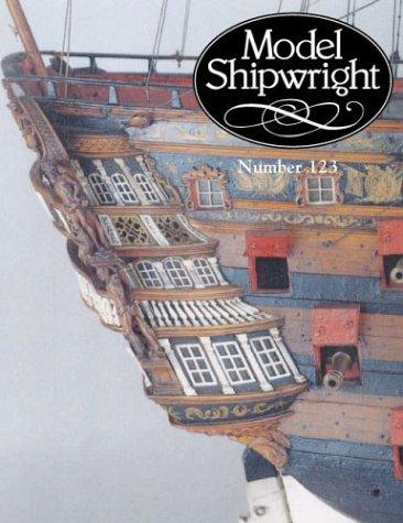 MODEL SHIPWRIGHT 123: No.123 (Model Shipwright S)