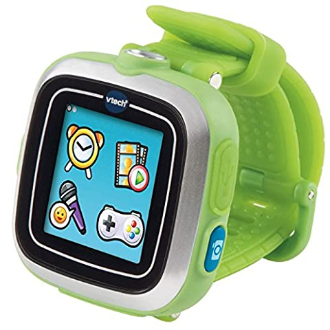 VTech Kidizoom Smart Watch Plus Electronic Toy - Green