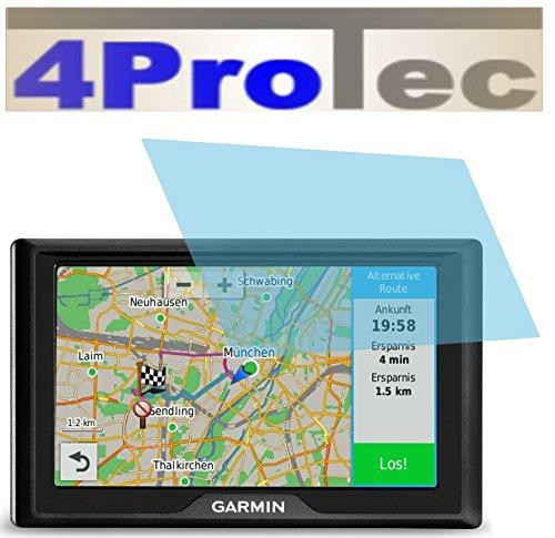 Preisvergleich Produktbild 2 Stück GEHÄRTETE ANTIREFLEX Displayschutzfolie für Garmin Drive 50LMT Bildschirmschutzfolie