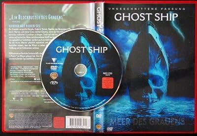 GHOST SHIP - Meer des Grauens (Ungeschnittene Fassung)