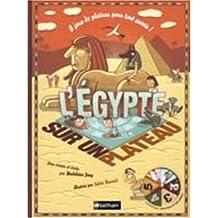 L'Egypte : 8 jeux de plateau pour tout savoir !